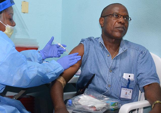 Un hospital en Liberia (archivo)
