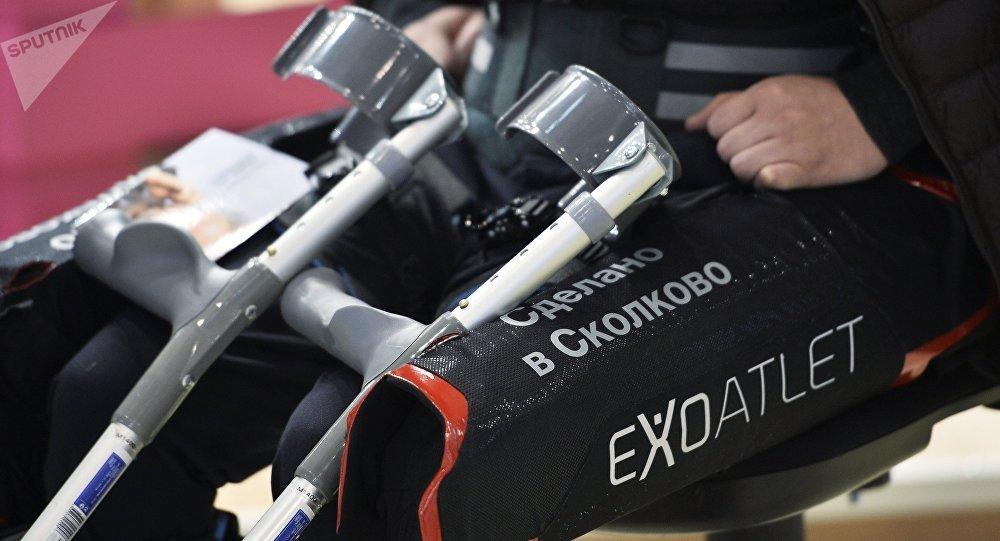 ExoAtlet, exoesqueleto ruso