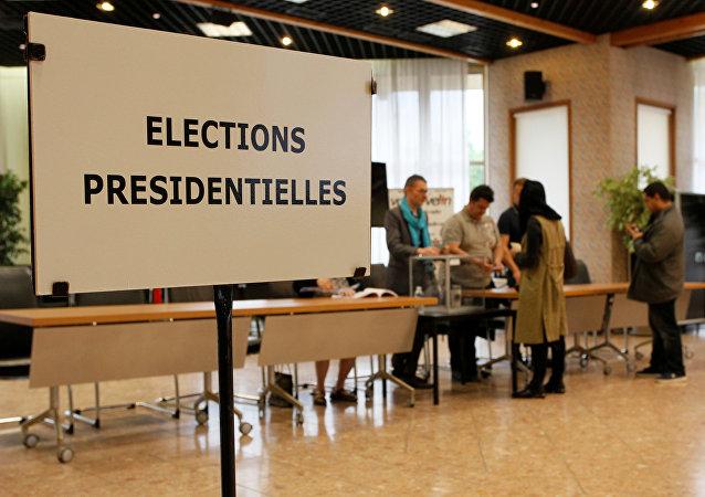 Elecciones en Francia (archivo)