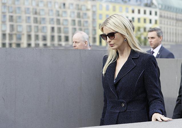 Ivanka Trump (archivo)