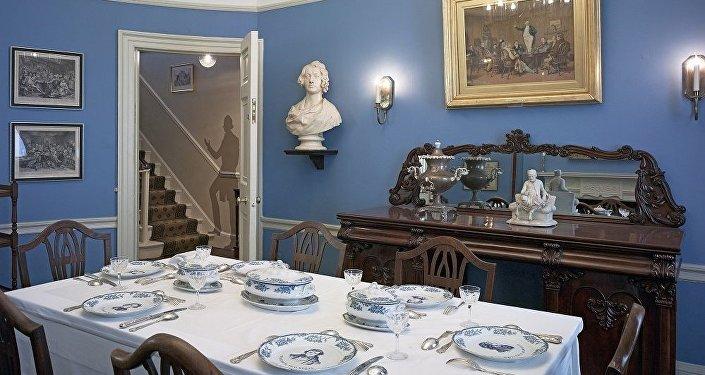 Casa-museo de Charles Dickens en Londres