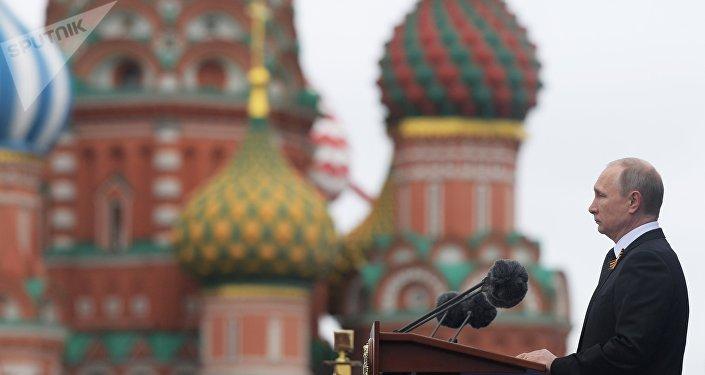Vladímir Putin, el presidente ruso (archivo)