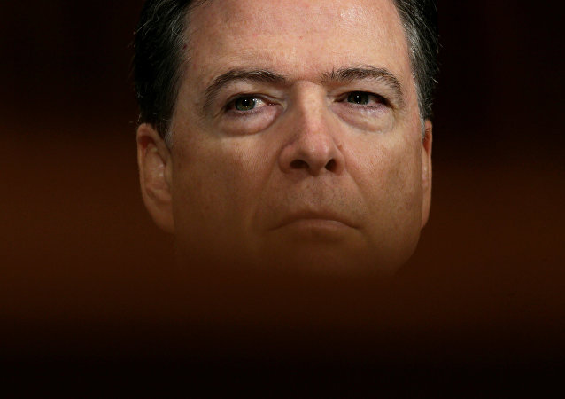 James Comey, exdirector del FBI