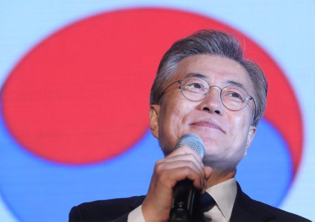 Moon Jae-in, presidente electo de Corea del Sur