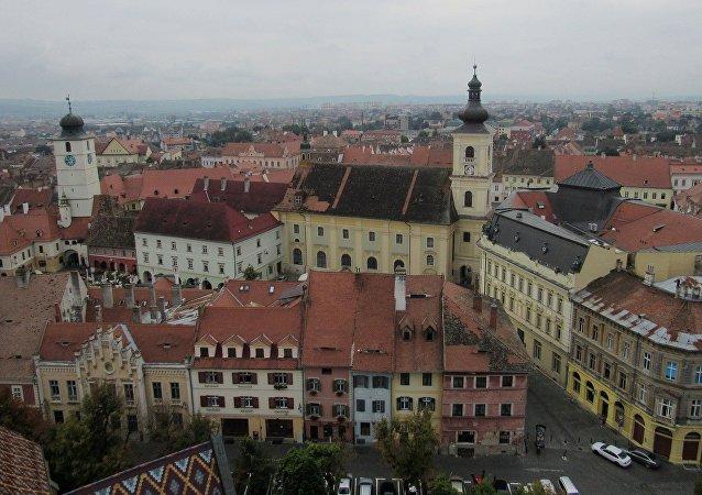 Sibiu, Transilvania