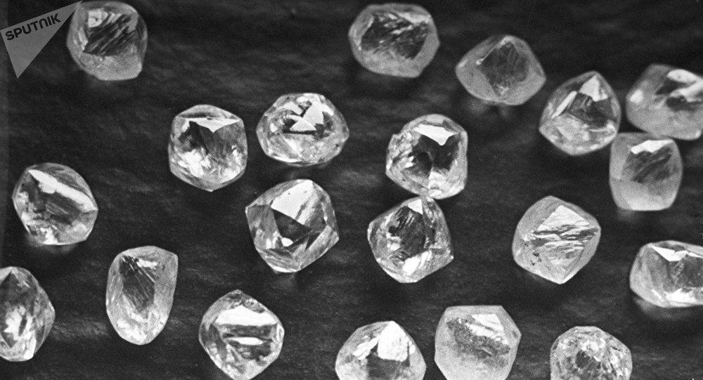 Diamantes de Yakutia