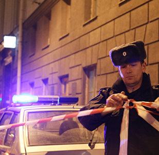 Fuerzas del orden de San Petersburgo