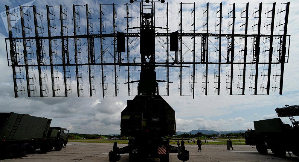 Radar móvil Nebo-M