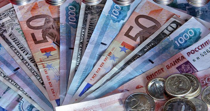 Rublos y euros