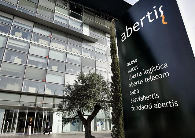 La sede de Abertis Infraestructura S.A. en Barcelona