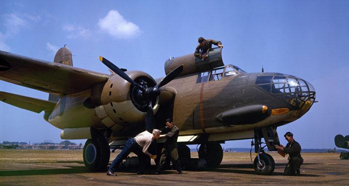Douglas A-20 Havoc (archivo)