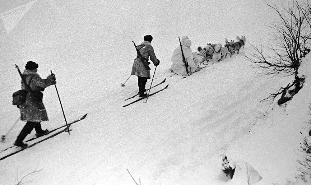La región de Múrmansk (1941)