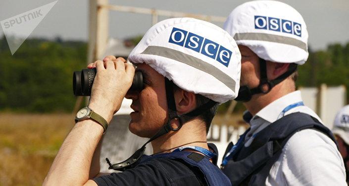 Los inspectores de OSCE