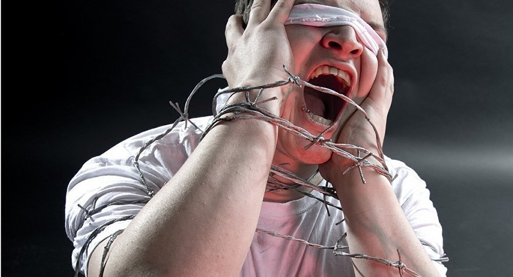 Tortura (imagen referencial)