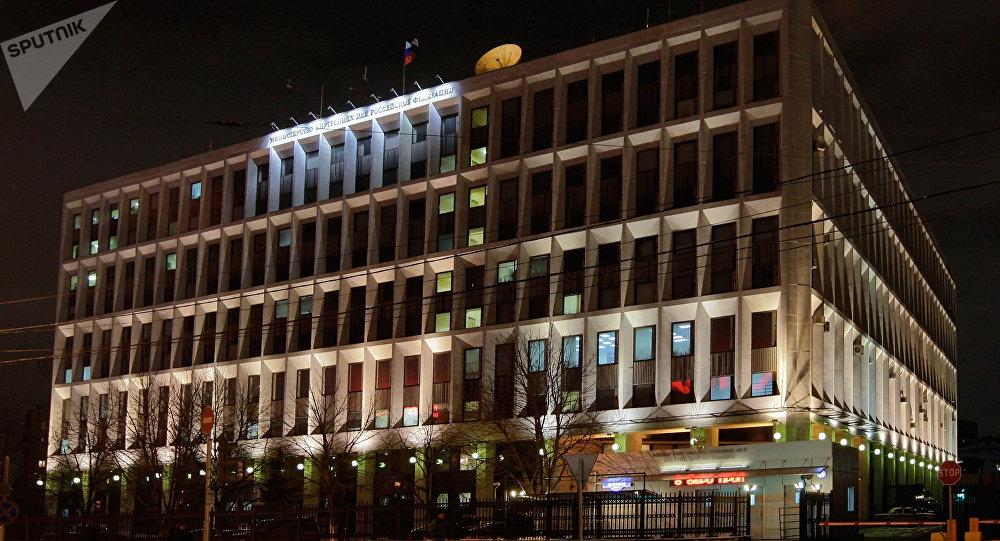 El Ministerio del Interior de Rusia (archivo)