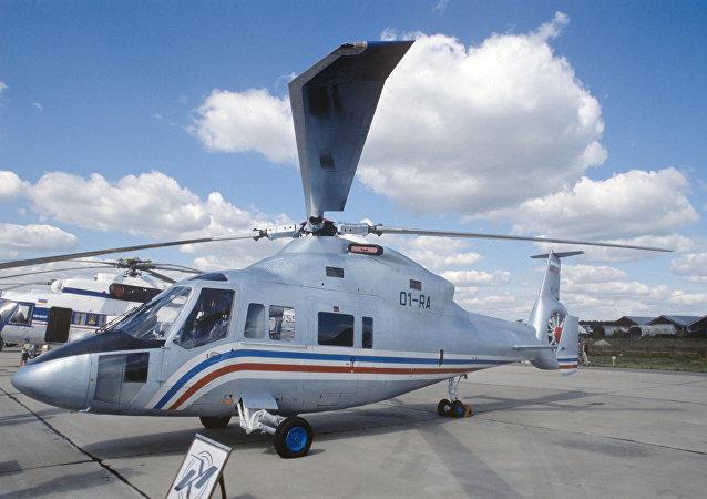 Helicóptero Ka-62