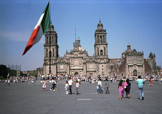 Catedral de la Asunción de María de México (Archivo)