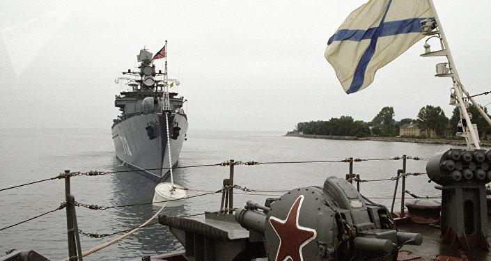 Buques de Guerra de la Flota del Báltico