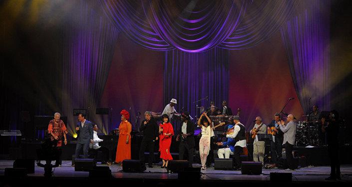 La celebración del Día Internacional del Jazz en La Habana (archivo)