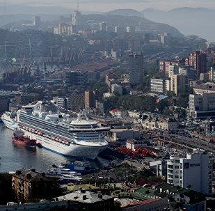 Puerto de Vladivostok