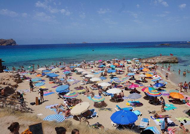 Playa en España (imagen referencial)