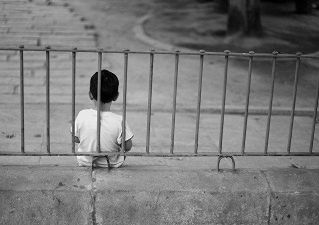 Un niño (imagen referencial)
