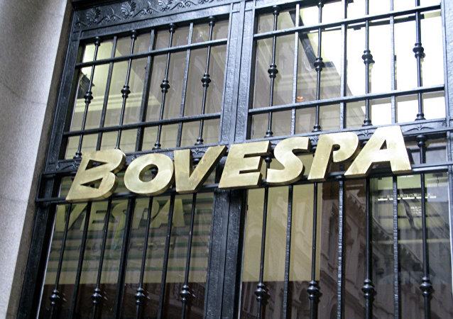 Bolsa de valores de Sao Paulo Bovespa
