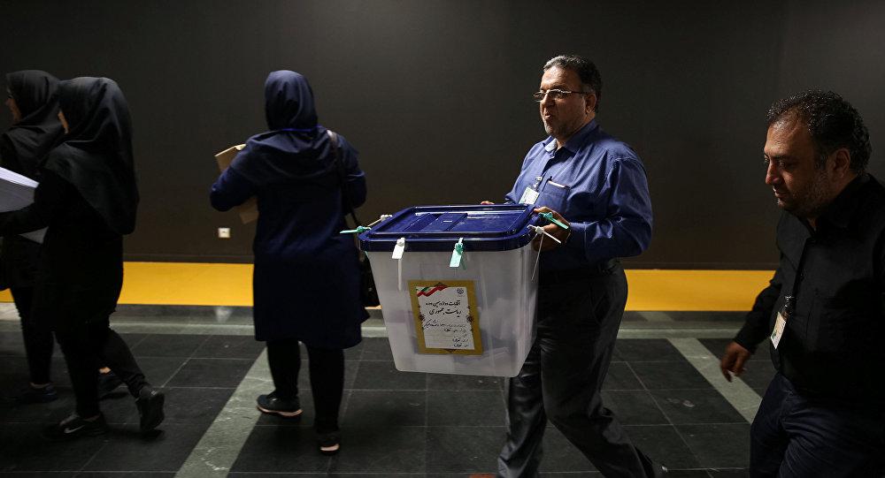 Elecciones presidenciales en Irán