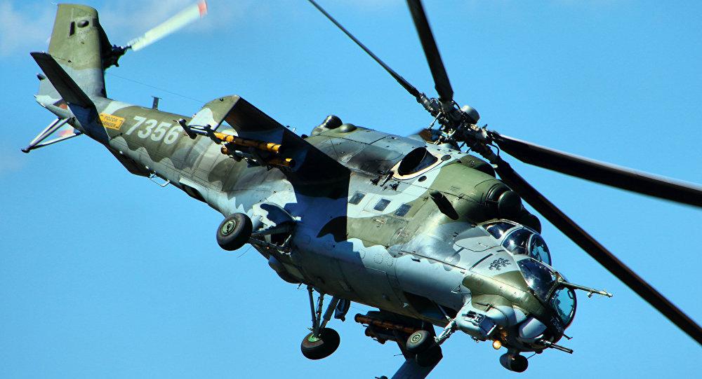 Un Mil Mi-24