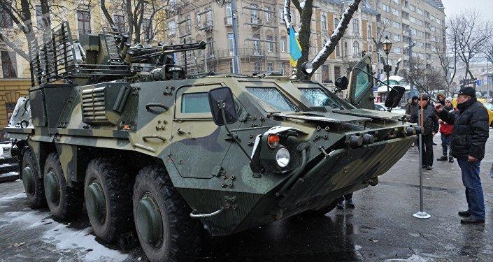 BTR-4 ucraniano