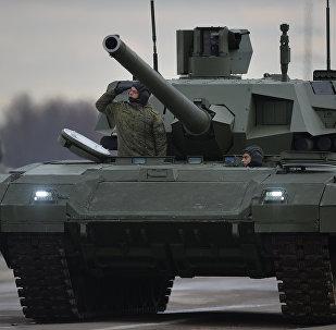 El tanque ruso T-14 Armata
