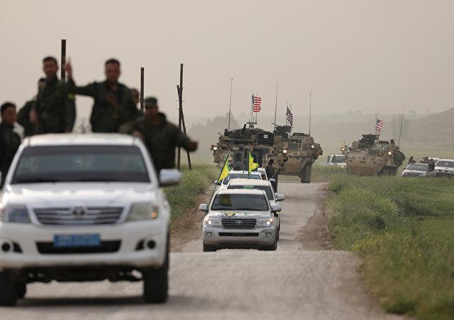 Los kurdos de YPG