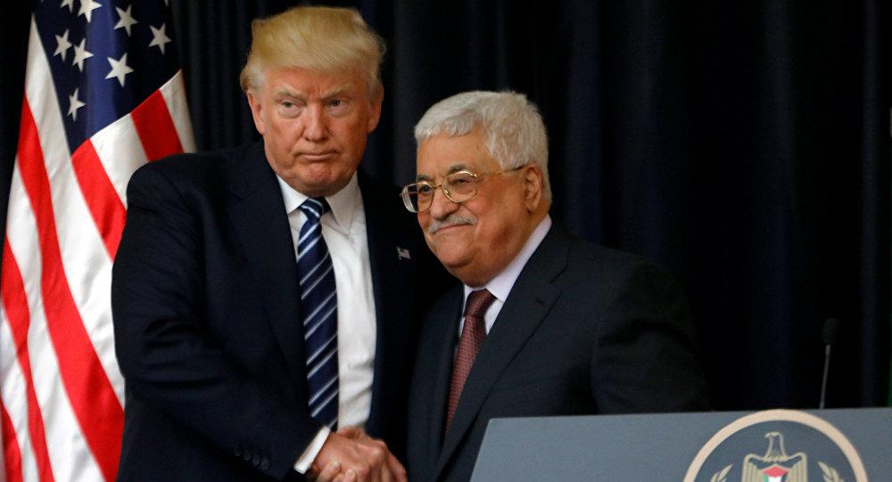 Resultado de imagem para trump e palestina