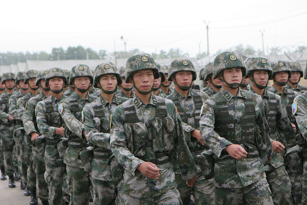 Ejército Popular de Liberación de China