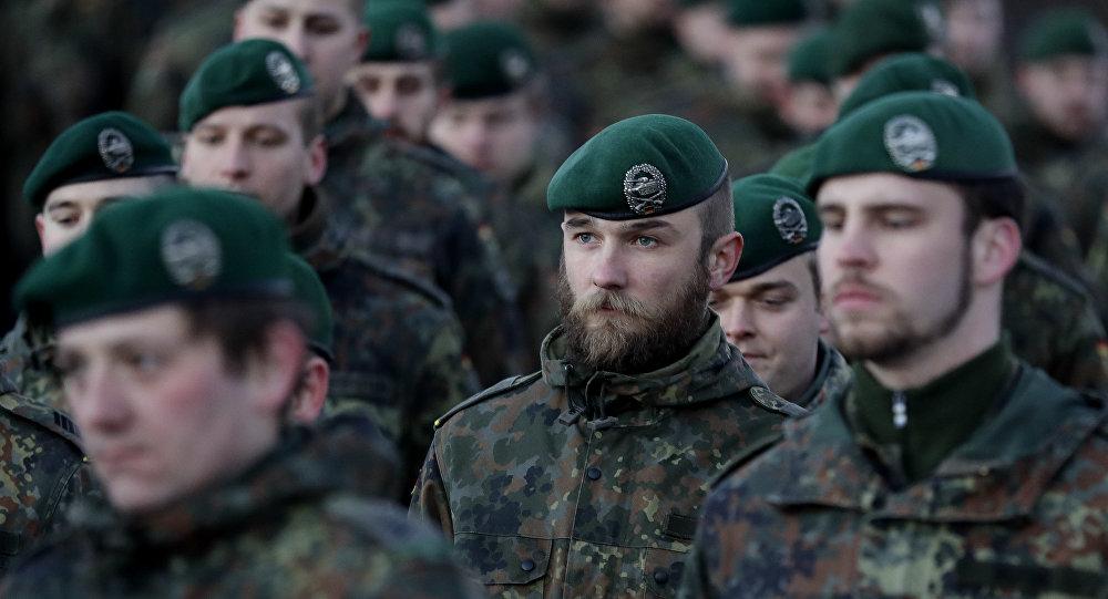 Bundeswehr (Fuerzas Armadas Alemanas) - Página 3 1069426203