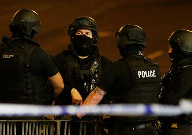 Policía de Mánchester, Reino Unido