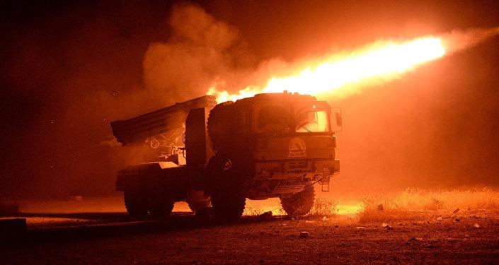 Lucha contra Daesh en Mosul, Irak (archivo)