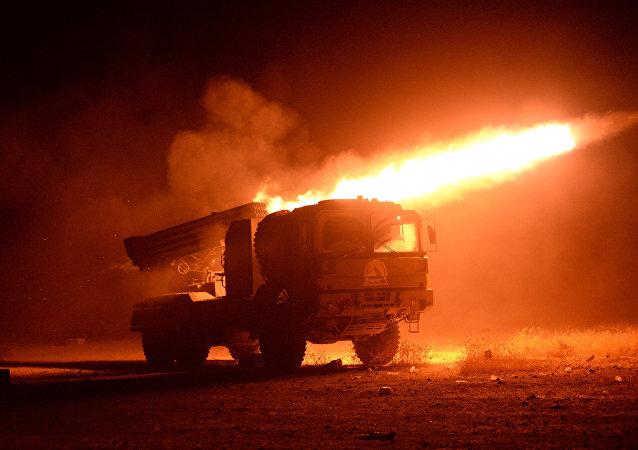 Lucha contra Daesh en Mosul, Irak