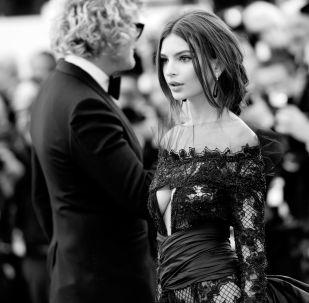 Las estrellas de la belleza: una mirada en blanco y negro al Festival de Cannes