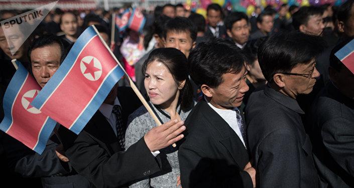 Ciudadanos de Corea del Norte