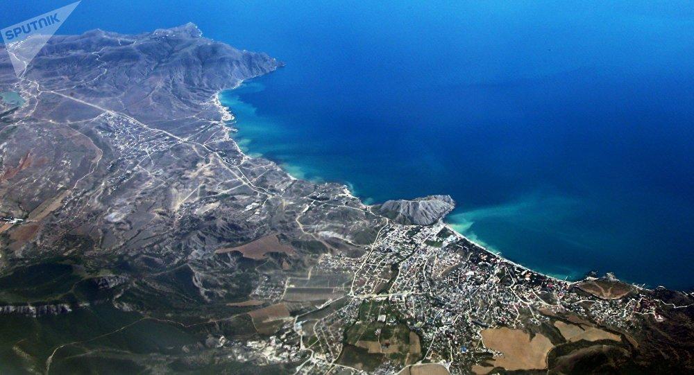 La península de Crimea
