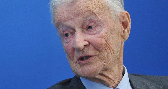 Zbigniew Brzezinski (archivo)