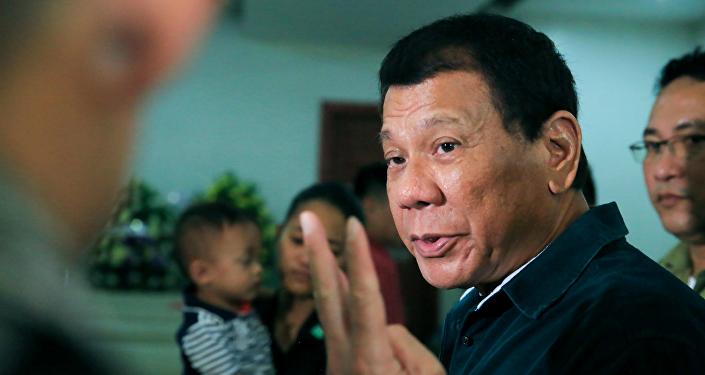 Duterte ordena a su Ejército