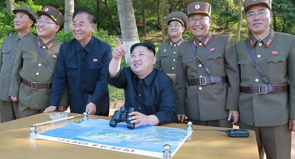 Corea del Norte dice que probó un lanzador múltiple de cohetes