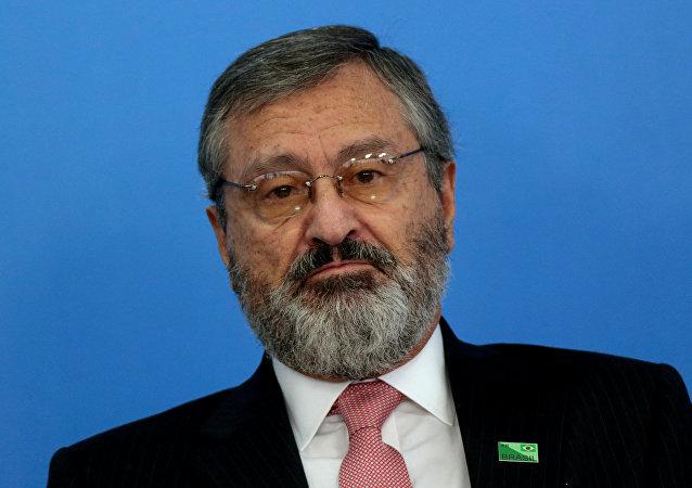 Torquato Jardim, ministro de Justicia de Brasil