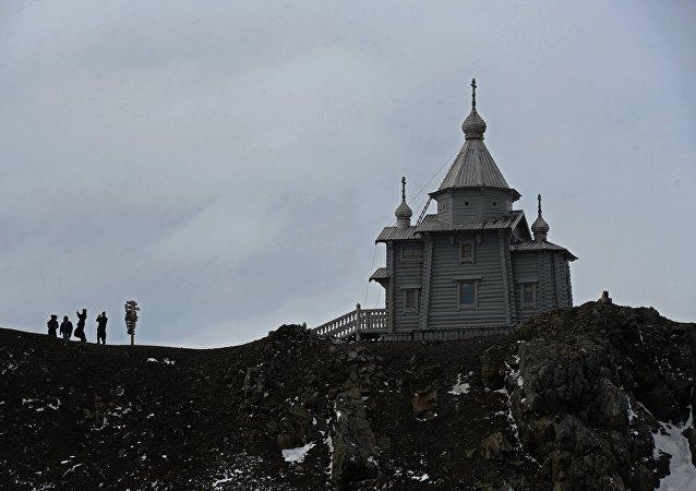 La ermita de la Santa Trinidad