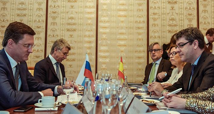 El Foro Empresarial Hispano-Ruso, en la sede de la Cámara de Comercio de Moscú