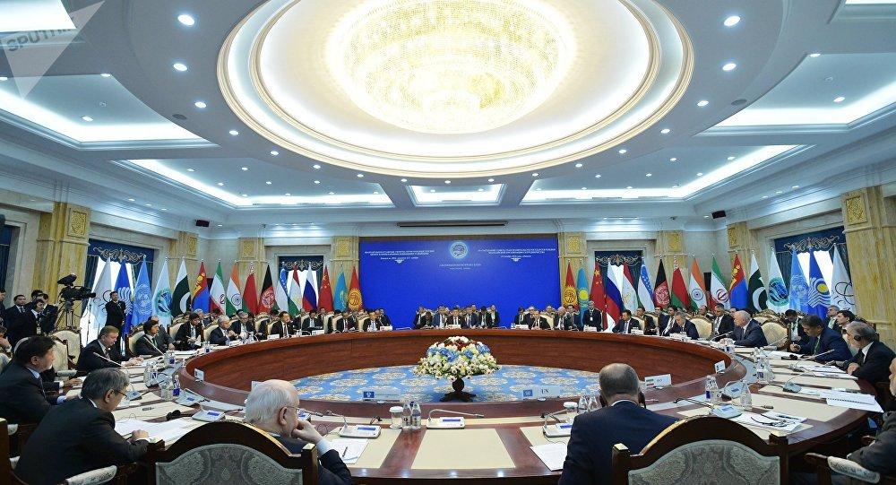 La reunión de los jefes de gobiernos de los países miembros de la OCS