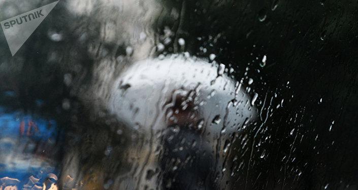 Una lluvia