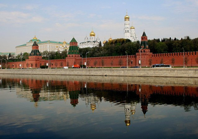 Kremlin, Moscú, Rusia